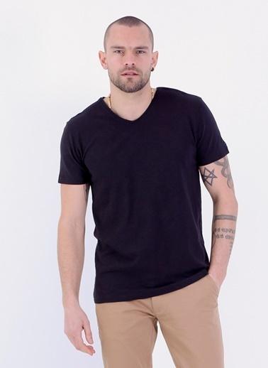 Cazador Tişört Siyah